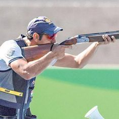 Shooting: Mairaj, Smit and Gurjot shoot three perfect rounds on day one of skeet nationals