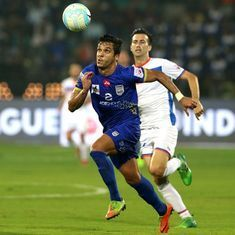 ISL: Mumbai City beat FC Goa 2-1 in a thriller to pick up their first points of the season