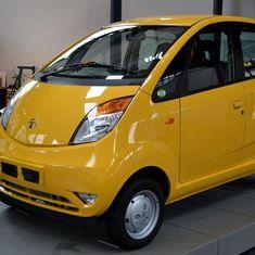 दुनिया की सबसे सस्ती कार नैनो बंद होने के कगार पर