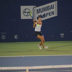 Top seed Aryna Sabalenka takes on unseeded Dalila Jakupovic in Mumbai Open final