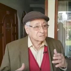 'What will the judiciary do if the executive neglects citizens?' Watch Soli Sorabjee at his sharpest