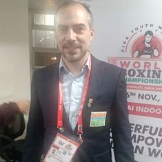Nutrition culture in India not suitable for high performance: Boxing coach Santiago Nieva