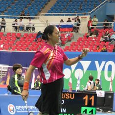 India win 10 medals in Para-Badminton World Championships