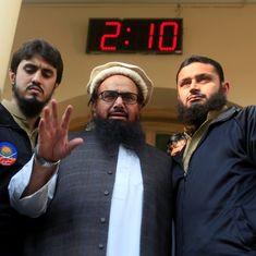 पाकिस्तान में अब हाफिज़ सईद के संगठनों पर कोई प्रतिबंध नहीं : रिपोर्ट