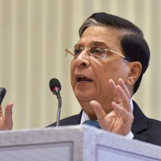 Not surrendering to the Constitution puts country at risk of anarchy, says Chief Justice Dipak Misra