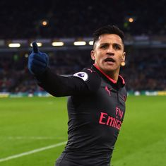 Premier League: Alexis Sanchez's late penalty lifts Arsenal to controversial win over Burnley