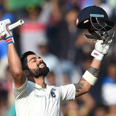 Captain class: Kohli isn't just leading by example, he's thriving under the added responsibility