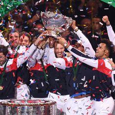 Tennis: Pouille powers France to their 10th Davis Cup triumph