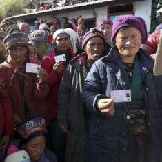 नेपाल : ऐतिहासिक आम चुनाव के पहले चरण में 65 फीसदी मतदान