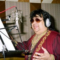 Watch: Bappi Lahiri sings 'We are all together to fight Corona'