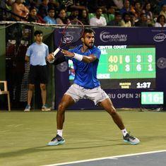Sumit Nagal, Divij Sharan reach career-best ranking after Bengaluru Open victories