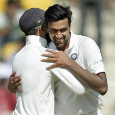 England v India, 1st Test, day one, as it happened: Ashwin, Shami star as England finish at 285/9