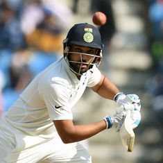 Rohit Sharma doing what Rohit Sharma does: Twitter baffled by his dismissal in Adelaide Test