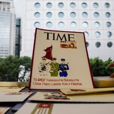 Billionaire couple buys Time magazine for $190 million