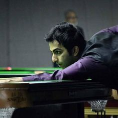 Asian Billiards Championship: Pankaj Advani beats compatriot Dhvaj Haria 5-1 to reach final