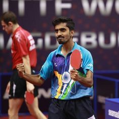 India paddler G Sathiyan to play for top German club