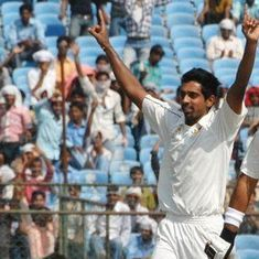 Ranji Trophy round-up: Mumbai maul Tripura  to enter quarters, Dinda picks up his 25th fifer