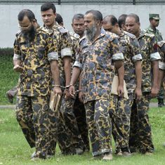Bangladesh High Court upholds death sentence of 139 former soldiers for their role in 2009 mutiny