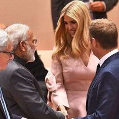 Hyderabad: Ivanka Trump arrives for GES 2017, Narendra Modi to inaugurate metro