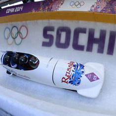 Two more Russian athletes stripped of Sochi Winter Olympic gold medals for doping