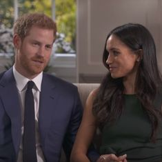 Watch: Britain's Prince Harry and Meghan Markle's first interview after announcing their engagement