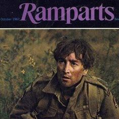 'Ramparts', the muck-racking San Francisco magazine that helped spawn 'Rolling Stone'