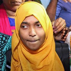 After SC observations, Hadiya's husband hopes for 'normal' life, father vows to 'fight till the end'