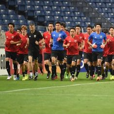 Football: Japan to take on North Korea in politically-charged friendly ahead of World Cup