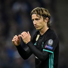After Ronaldo and Marcelo, Modric becomes latest Real Madrid star to be accused of tax fraud