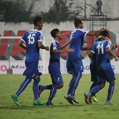 Ahead of new I-League season, Indian Arrows' main target: more possession-based football