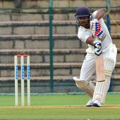 Data check: Mayank Agarwal and the elite 1,000-run club in Ranji Trophy history