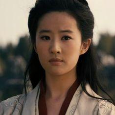 Chinese actress Liu Yifei to play Mulan in Disney's live-action adaptation