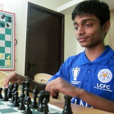 Meet Aravindh, the 18-year-old grandmaster who brought back bronze from junior chess Worlds