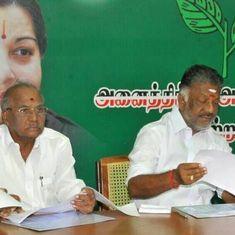 तमिलनाडु : जयललिता की विधानसभा सीट से मधुसूदनन एआईएडीएमके उम्मीदवार होंगे
