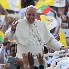 Death penalty is inadmissible in all cases, says Pope Francis