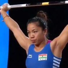 With fewer challengers in fray, Mirabai Chanu sets sights on gold at Commonwealth Games