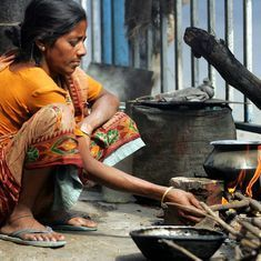 Why women's unpaid work is fuelling poverty – and how clean cooking gas can help