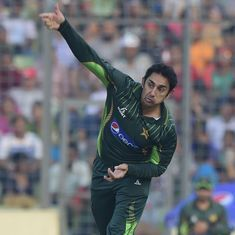 Retiring Ajmal 'still can't understand' how Tendulkar was given not-out in 2011 World Cup SF