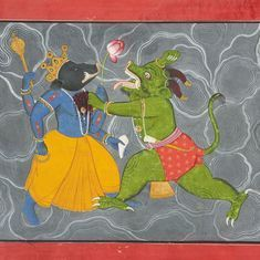 What 18th-century India can teach us about making art in the time of chaos