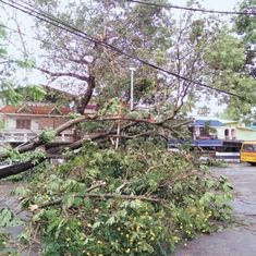 Cyclone Ockhi kills eight in Tamil Nadu and Kerala, schools in seven districts shut on Friday