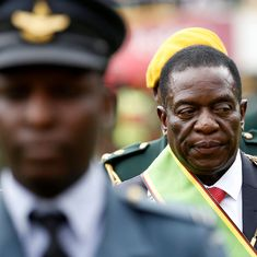 Zimbabwe President Emmerson Mnangagwa rewards military leaders and war veterans with Cabinet posts