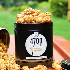 This Indian start-up is giving popcorn a gourmet makeover by adding exotic flavours