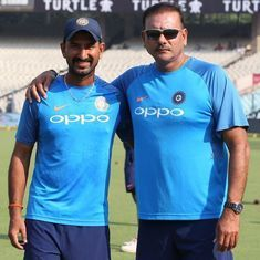 'Very important' for Pujara to be in top bracket of central contracts, says Shastri