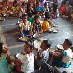 Children will need Aadhaar registration to get food at anganwadis, says Centre