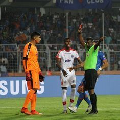 Gurpreet's moment of madness, lacklustre Chhetri underline Bengaluru's first ISL defeat