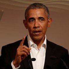 Do not sell young people short on what they can achieve, Barack Obama says at town hall event