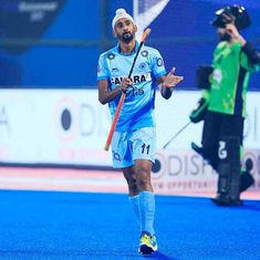 Hockey: Indian men's team striker Mandeep Singh becomes sixth player to test positive for Covid-19