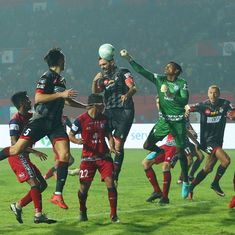 ISL: Jamshedpur play out a goalless draw against champions ATK