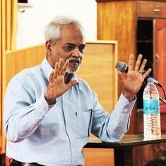 Valson Thampu's memoir of running St Stephen's College is as stormy as his days as principal there