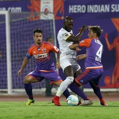 ISL: Mumbai City assistant coach handed four-match ban for pushing referee